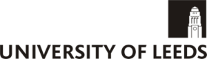 University of Leeds Logo Black